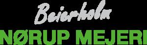 Nørup-Mejeri Logo